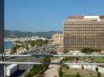 Vistas hacia el centro de Palma