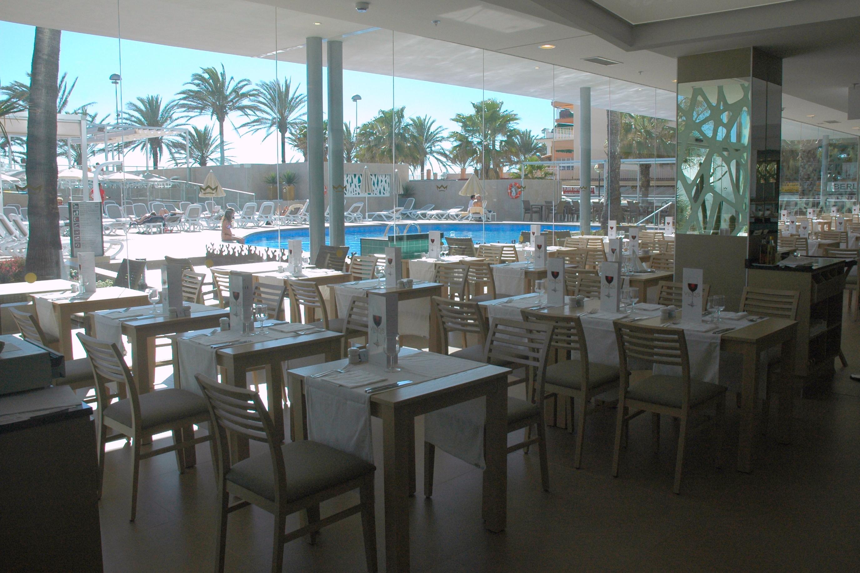 Hotel Riu Francisco Playa De Palma