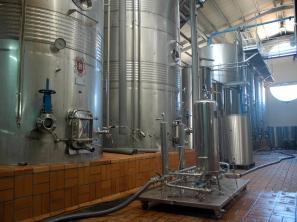 Depósitos de fermentación controlada