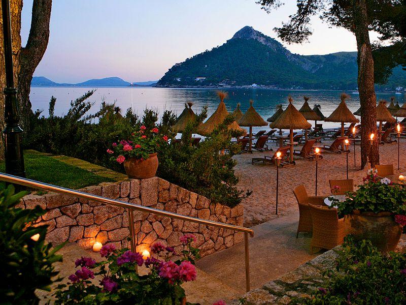 Hotel Formentor Mallorca Das Bose Unter Der Sonne