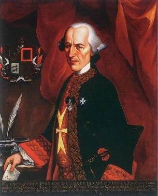 AntonioMariadeBucareliyUrsua