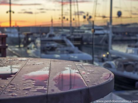 Port Adriano amanece 1