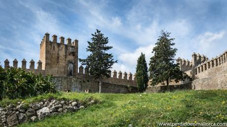 Castillo_Arta_Muralla_Interior