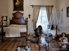 Dormitorio de los niños, Granja de Esporlas.