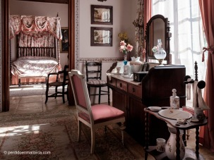 Dormitorio de la senyora, Es Calderers.