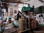 Prensa de aceite de la tafona de Sollerich.