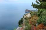 . . . se tienen impresionantes vistas de Sa Foradada
