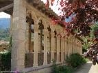 Claustro del antiguo Convento de Santa Margalida