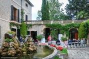 El Historiador Jaume Llabrés detalla las características de los Jardines Románticos