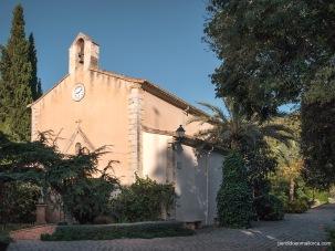 Oratorio de la Inmaculada Concepción en Biniagual.