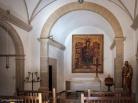Interior del Oratorio de la Inmaculada Concepción en Biniagual.