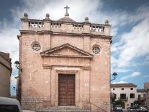 Iglesia de San Cristóbal, Biniali.
